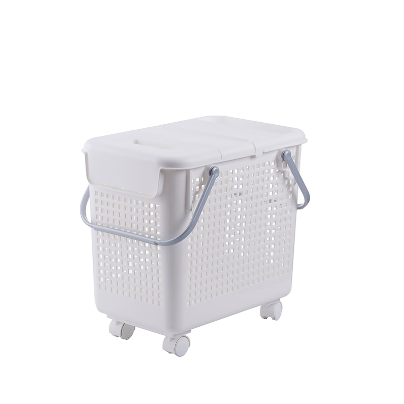 Thicken the laundry basket