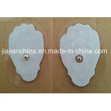 Almofadas de eletrodo em forma de mão