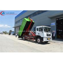 Véhicules d'évacuation des déchets DFAC 10 tonnes