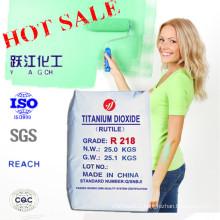 Rutile Grade Titanium Dioxide White Pigment for Coating