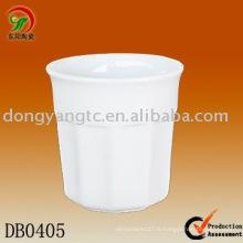 Tasse de thé en porcelaine en gros direct usine