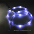 Kreative 1,8 m weiße LED Taschenlampe Silikon Shisha Shisha Schlauch (ES-HH-015-5)