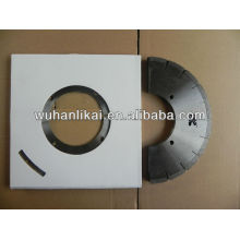 diamond laser saw blade for brake pad