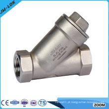 Fabricante em filtro de cilindro perfurado de aço inoxidável em China