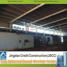 Easy Install Low Cost Prefabricated Steel Buildings