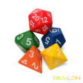 Giant Foam Polyhedral Dice Set