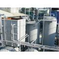 El nuevo diseño utilizó la máquina de la limpieza del aceite de motor al combustible diesel para la venta