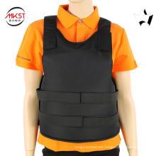 Concealable Series Bullet Proof Vest Against 9 Mm Bullet