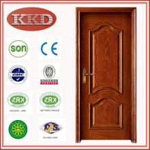 Roteiche Farbe solide Holz Tür MD-502 für den Innenbereich