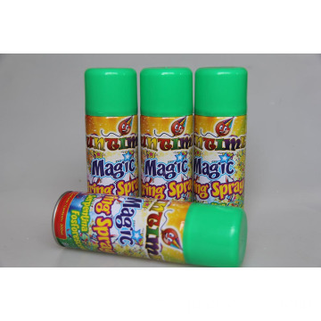 Spray de nieve decorativo loco de 250 ml
