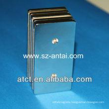 100x50x40mm nickel coating magnetic separator