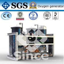 Generador de gas para oxígeno (tipo PO)