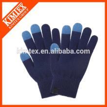 Fashion smart custom texting gloves