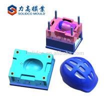 Molde seguro protegido meio ambiente do capacete do produto para a modelação por injeção plástica da venda