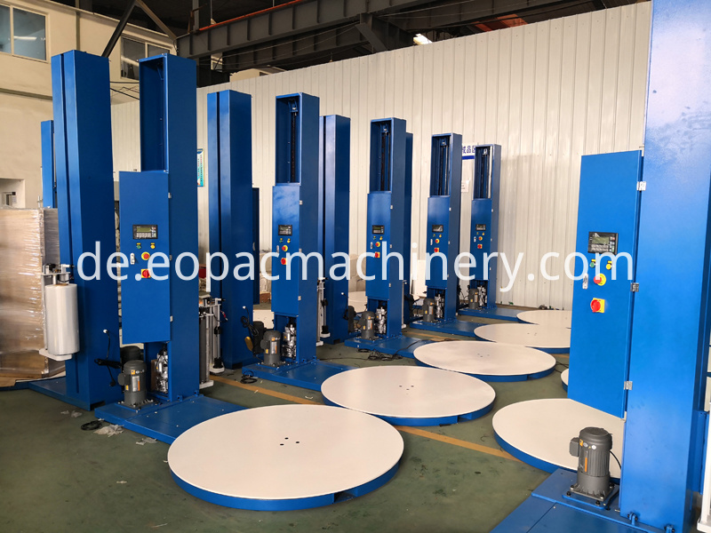 Friction Pallet Stretch Equipment