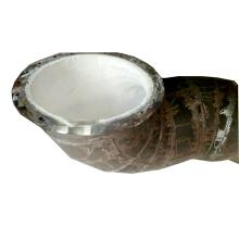 Codos de tubería revestidos de cerámica