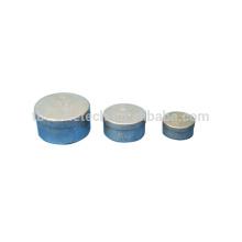 Caja de aluminio T-BOTA Contenido de humedad lata con tapa