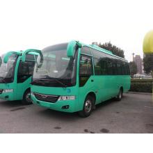 China 7.5m School Bus Medium Passenger Car with 31-35 Seats