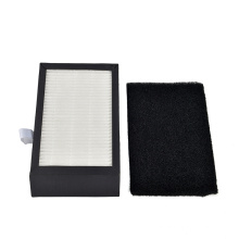 Filtrete Flt4100 Air Filter with Activated Carbon Hepa Filter for Germguardian AC4100, AC4150BL