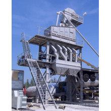 Planta mezcladora de asfalto móvil de 120 t / h