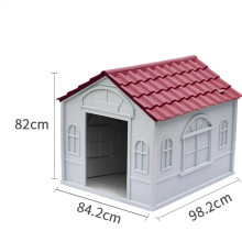 pet cage supplier water hyacinth pet house outdoor cage large stainless steel dog pet cage