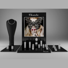 OEM / ODM Acceptable Acryl Schmuck Showcase / Perspex Kosmetik Display Halter