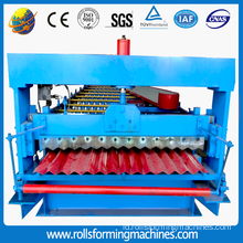 750-Steel Corrugated Roof Roll Forming Machine