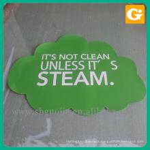 Printed Round Stickers, Print Bus Sticker, Advertising Vinyl Sticker