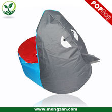 shark shaped child bean bags, children beanbags, kids furniture