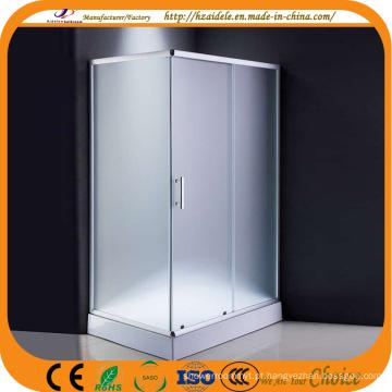 Banheiro de chuveiro 120 * 80cm quadrado (ADL-8002)