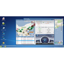 GPS Tracking Software Web Based for Fleet Management JT1000B/S