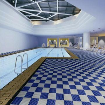 Enlio Swimming Pool Surrounds Golvvatten Mats