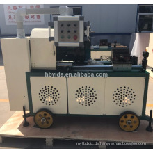 LW I-500 Typ mehrzweck Rebar Threading Maschine Stahl bar Rib Peeling / Direktwalzen für Bau und Gebäude