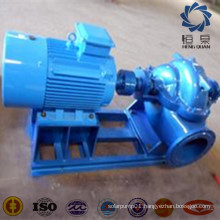 ISO and CE certificated horizontal end suction pump