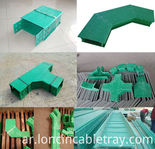 Frp Cable Tray Series