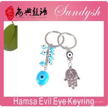 Accessoire de bijoux de promotion The Key Evil Eyering gros