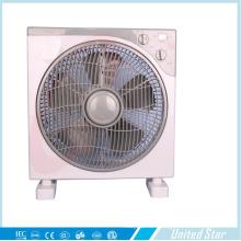 2015 Hot Sell 10 Inch Electric Plastic DC Box Fan