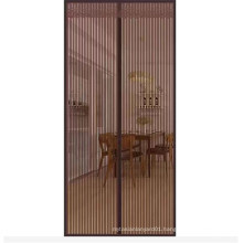 NX280 Custom a long strong magnets to keep fly bug out softmosquito door net for door