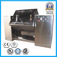 Mezcladora industrial de acero inoxidable para polvo químico