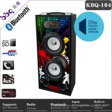Neues Subwoofer-Super-Bass-PA-Lautsprechersystem