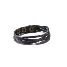 Heißer Verkaufs-Western Vingate gebildet von der Rindleder-Bronze überzogenen Armband-Art- und Weiseschmucksachen