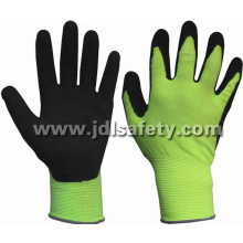 Breathable Work Glove with Latex Coated (LR3018)