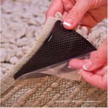 Self-adhesive anti slip carpet for rug gripper