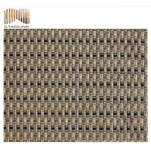 durable and eco-friendly sofa knitted mesh fabric for sale