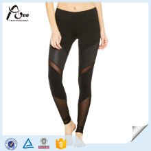 Mesh Inserted Women Fitness Wear