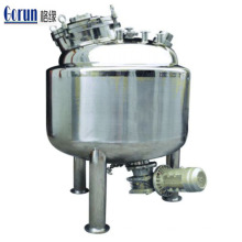 Ce Certification Electric Heating Pharmaceutical Mixing Tank