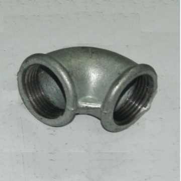 Beaded type Malleable Iron Pipe Elbow
