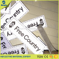 Sew-on Reflective Labels