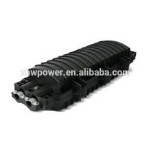 12/24/48/72/96 núcleo Tipo horizontal Cabo de fibra óptica Encerramento de emenda, cabo de fibra óptica caixa de encaixe de emenda / cassete / gabinete