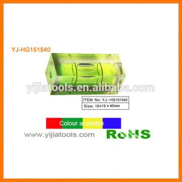 Nível retangular com ROHS stardard YJ-HG151540